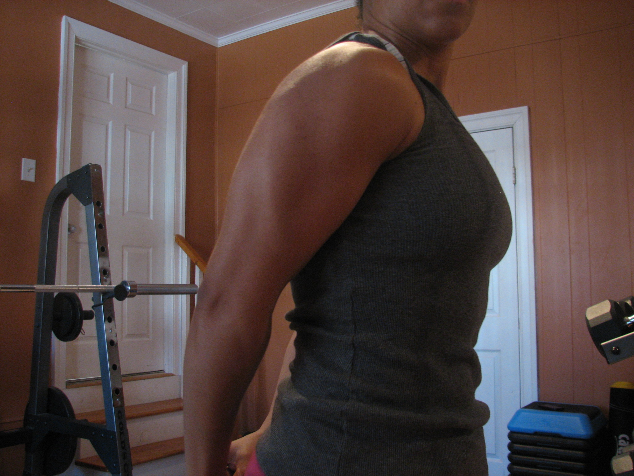 Weight Lifting For Women – My Arms Are Getting Bulky