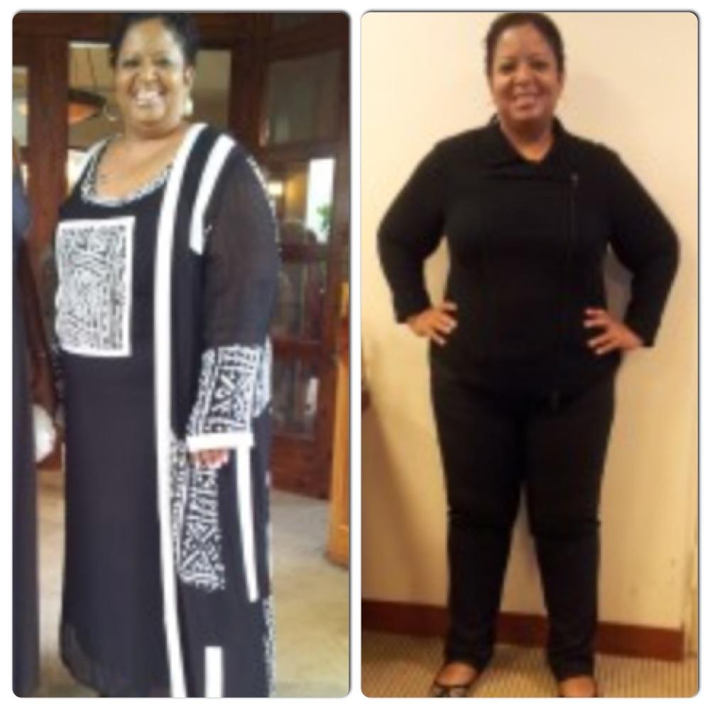 Richalene – Celebrating a 60 pound weight loss!!