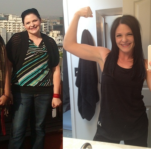 One year, 61 pounds, & 15% bodyfat later…