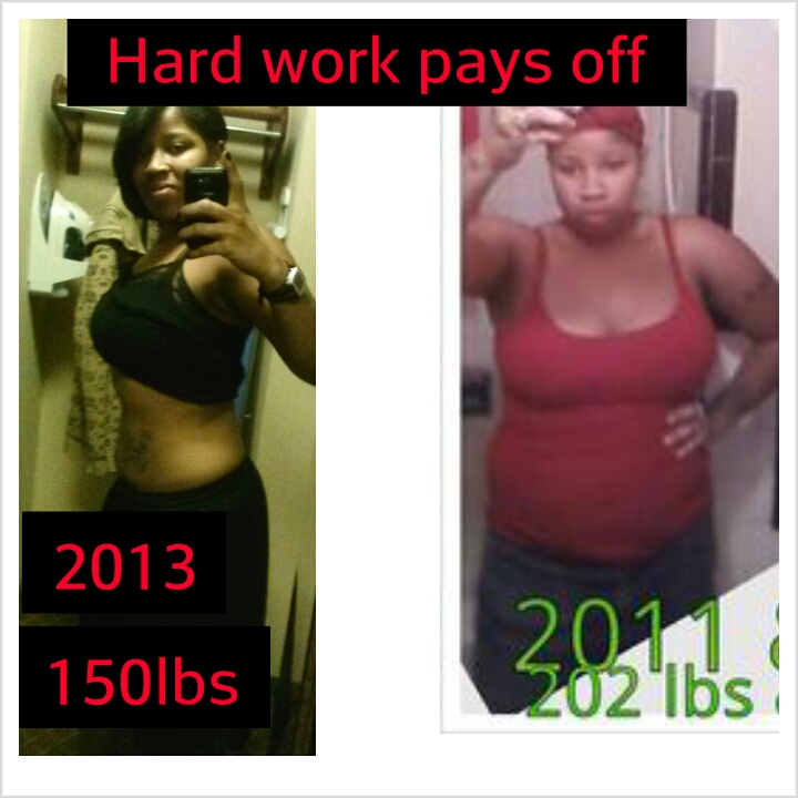 I had my doubts… (another Eat More 2 Weigh Less success story!)