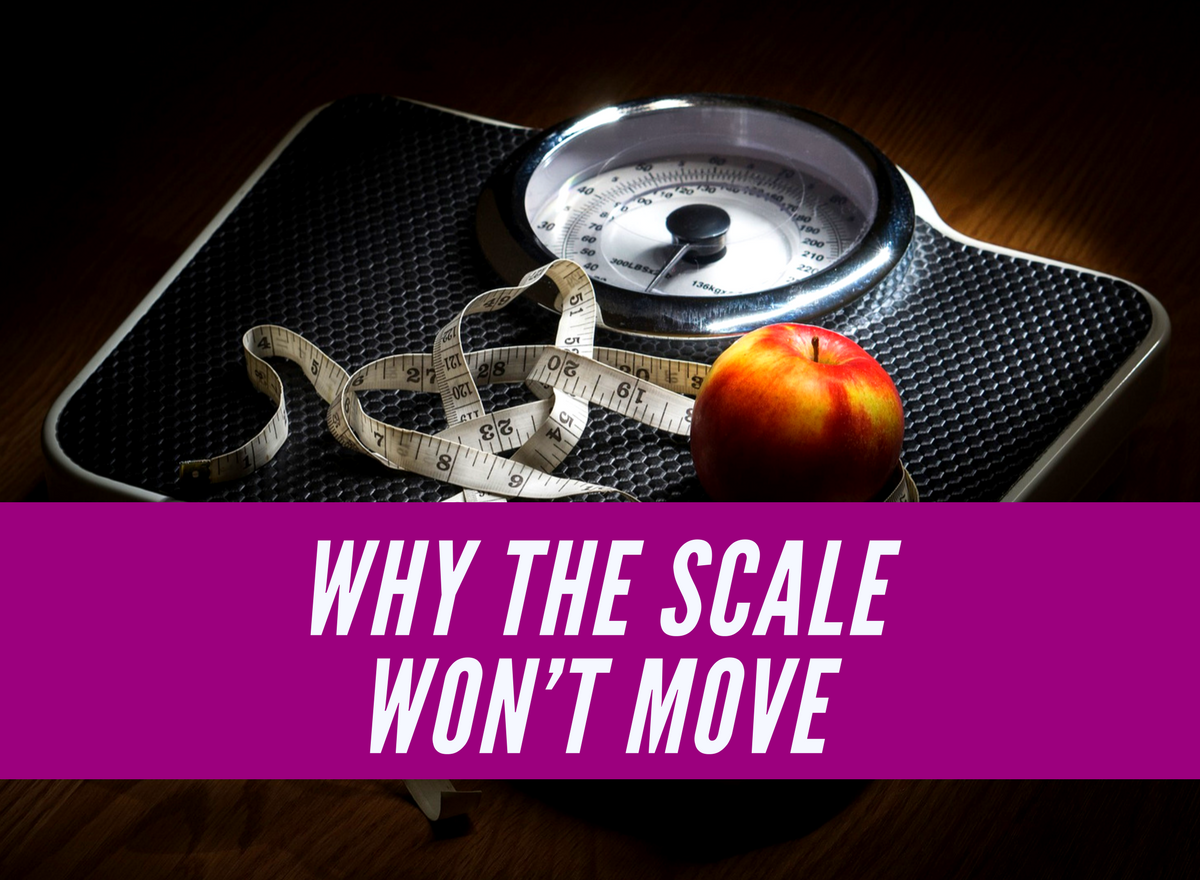 "Why the scale won't move – Is ""dieting"" hurting your metabolism?"