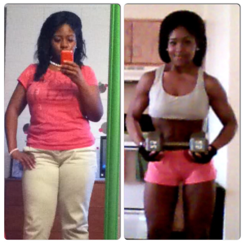 "Kashonna – ""The scale is no longer my worry"" – Eat More to Weigh Less"