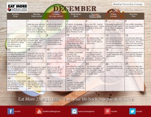 December fat challenge