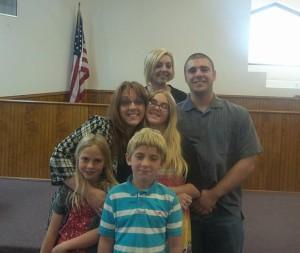 Mandie's Family