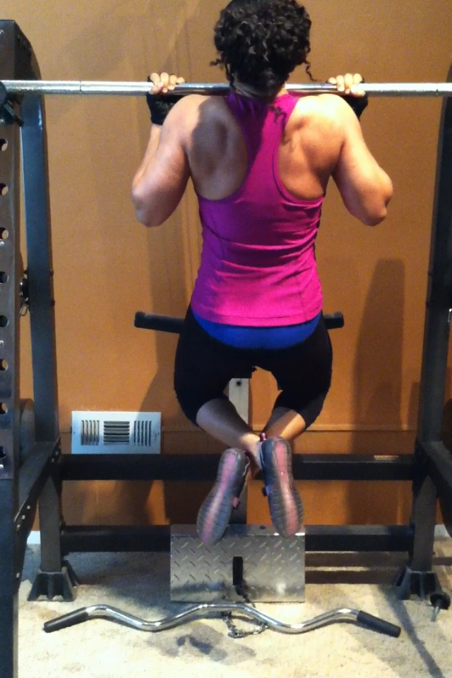 I Can't Do Pull Ups! Mastering the Pull-up: Part 2