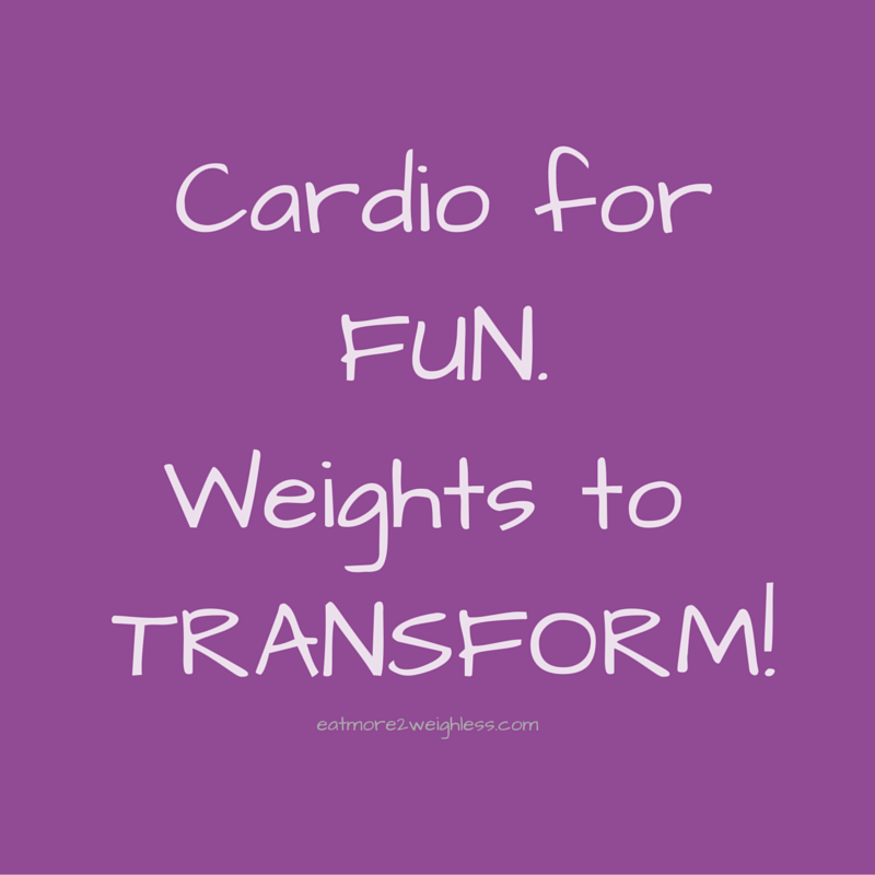 "How Much Cardio is ""Too Much?"""