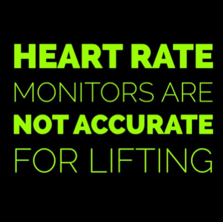Why Heart Rate Monitors Are Not Accurate For Lifting