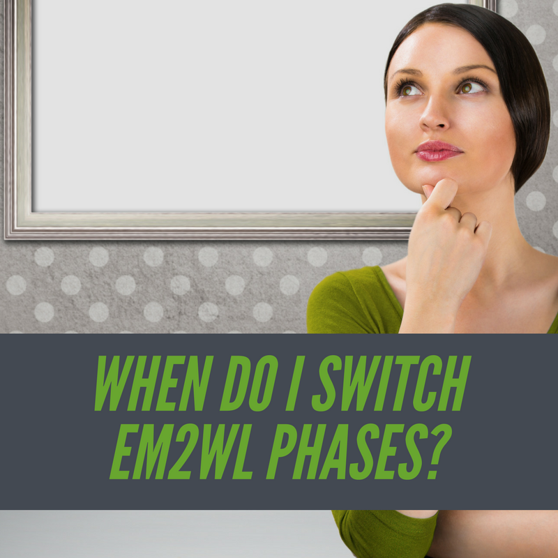 When can I switch phases?