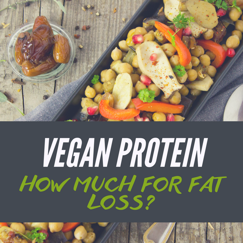 Vegan Protein – How much for fat loss?