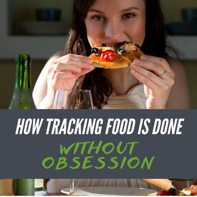 Tracking food without obsession
