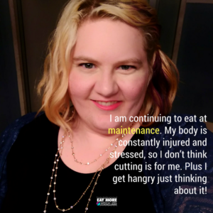 Living with chronic pain - holley's story