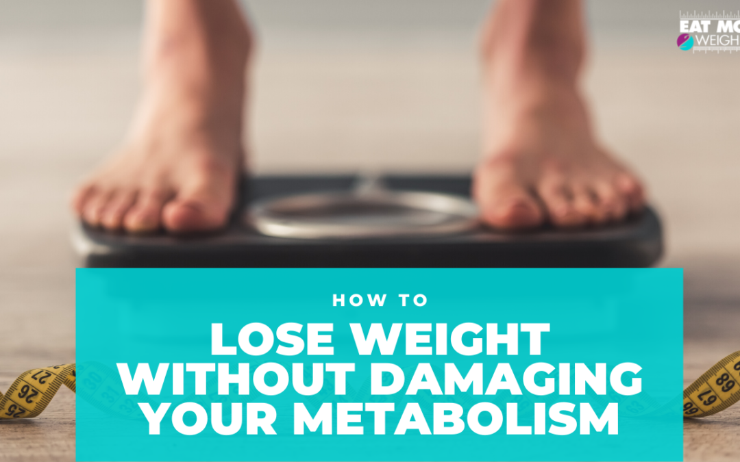 How to Diet Without Killing Your Metabolism